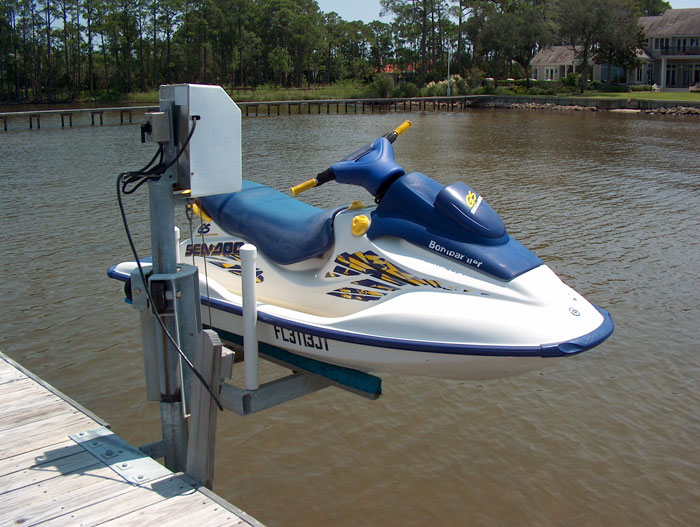 Personal Water Craft Lifts