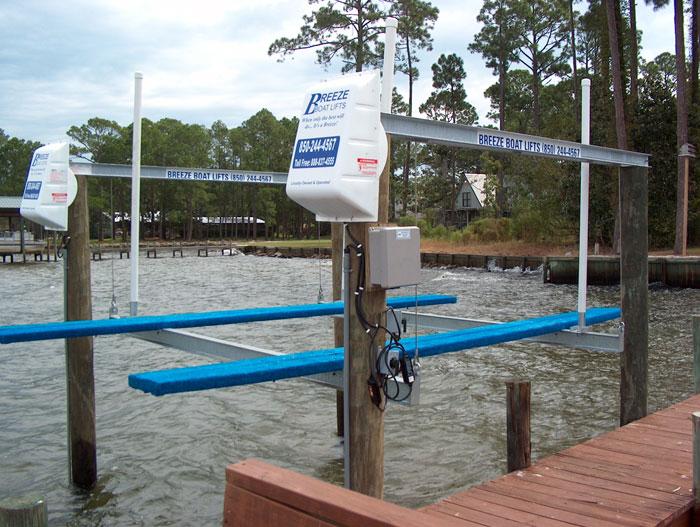 destin boat lifts