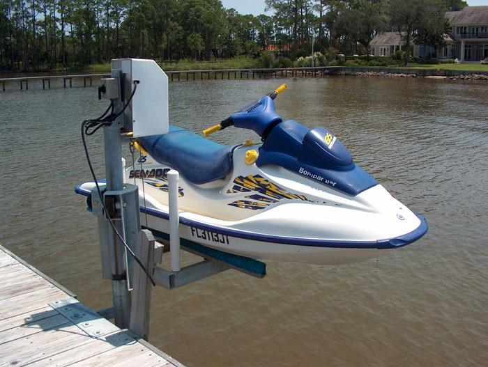 Jet Ski Lifts For Sale >> Personal Watercraft Lifts