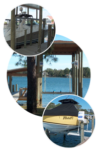 Boat Lift Products at Breeze Boat Lifts